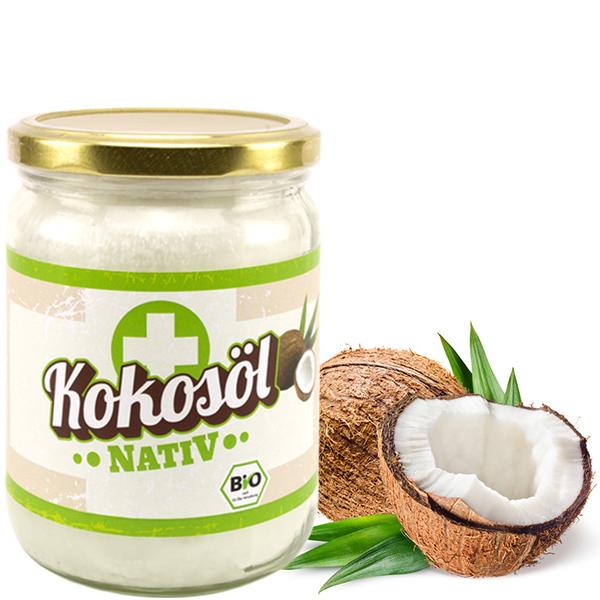 Kokosöl nativ, bio