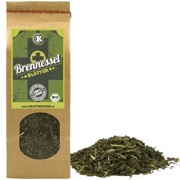 Brennnesselblätter Tee bio