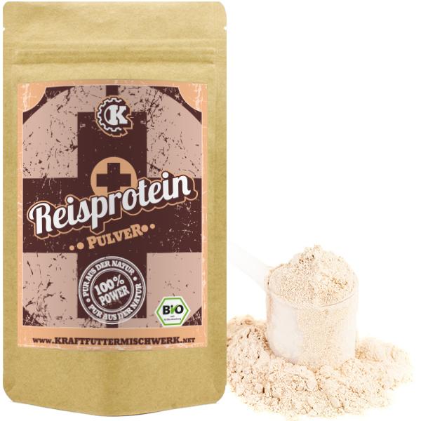 Reisprotein 82% bio