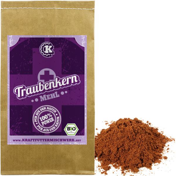 Traubenkernmehl / OPC bio