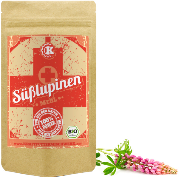 Lupinenmehl (Süßlupinenmehl) bio