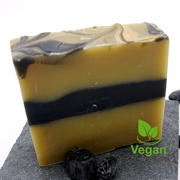 Goldener Lockstoff Seife - vegan