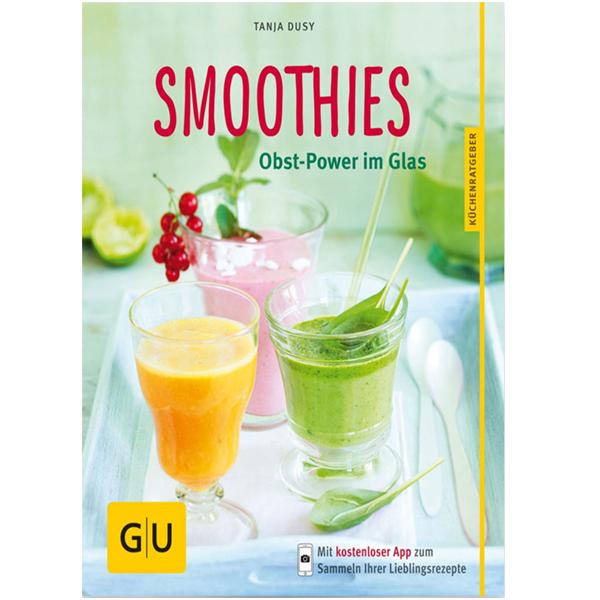 Buch / Smoothies: Obst-Power im Glas