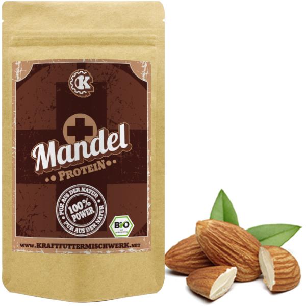 Mandelprotein / Mandelmehl bio