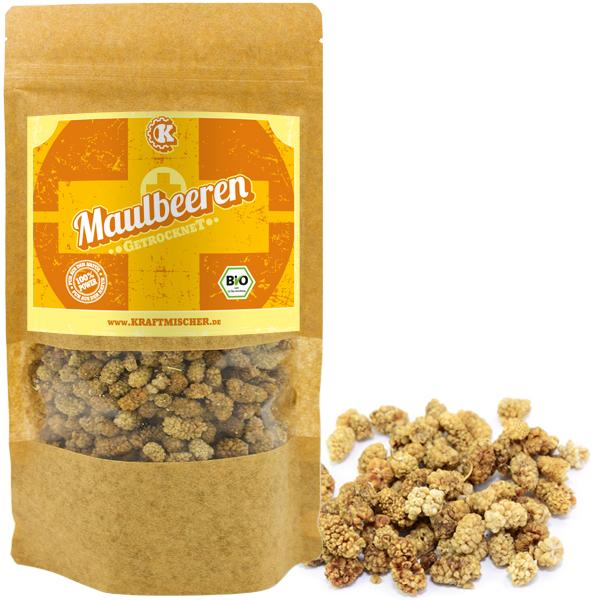 Kraftmischer Bio Maulbeeren