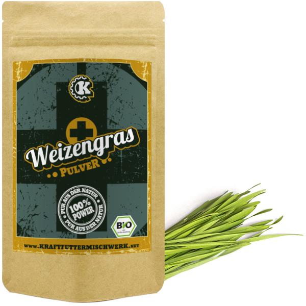 Weizengras bio