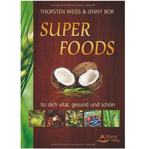 Buch / Super Foods - Iss dich Vital