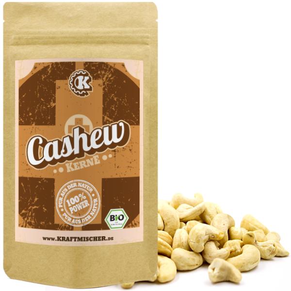 Kraftmischer Cashew Bio