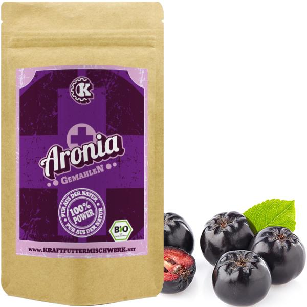 Kraftmischer Aronia gemahlen