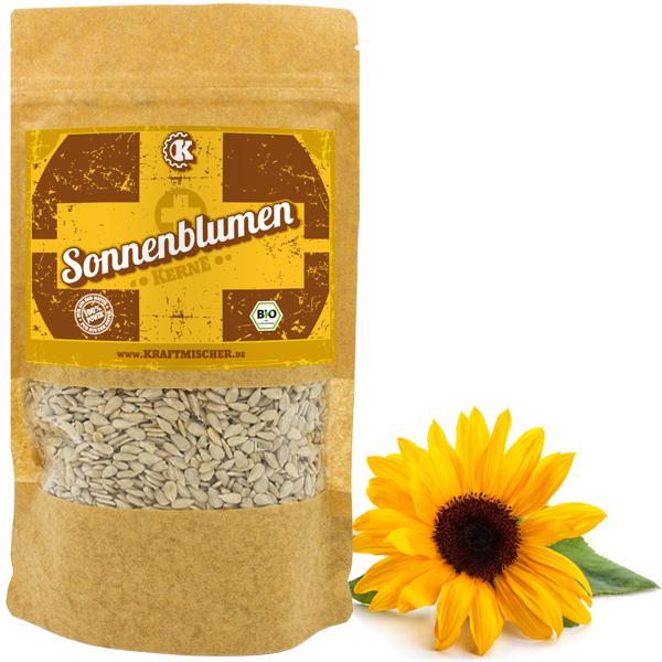 Kraftmischer Sonnenblumenkerne bio