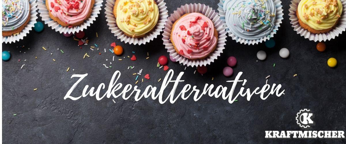 Zucker Alternativen