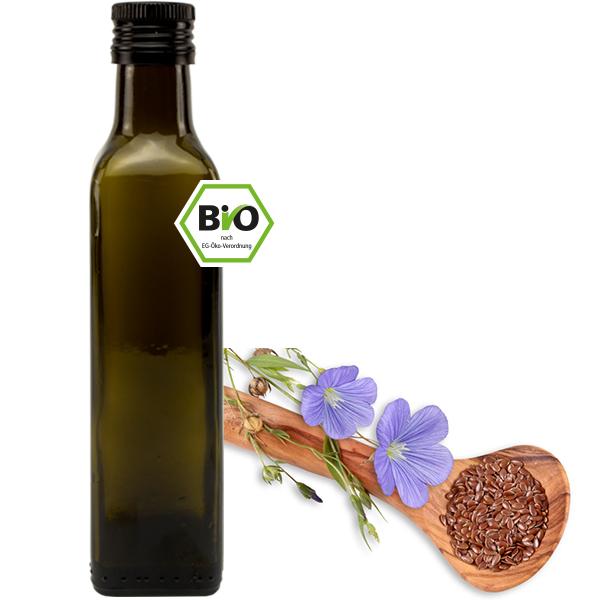 Leinöl bio