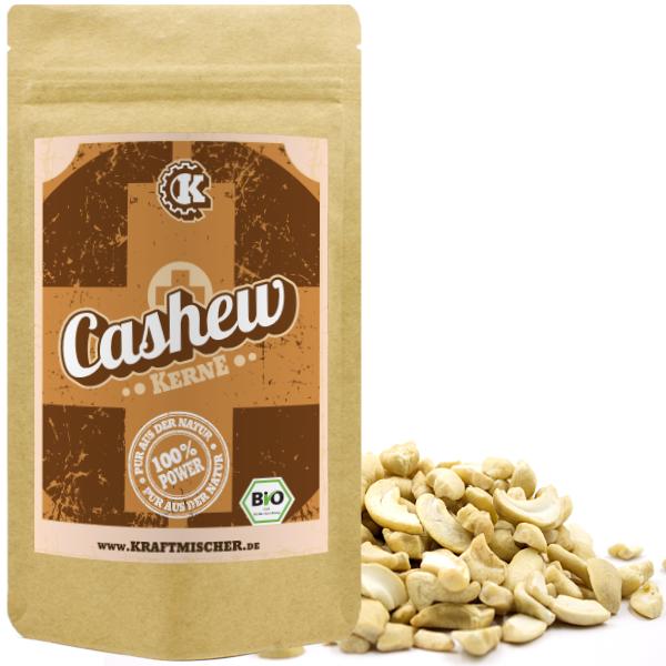 Kraftmischer Cashew Bruch bio