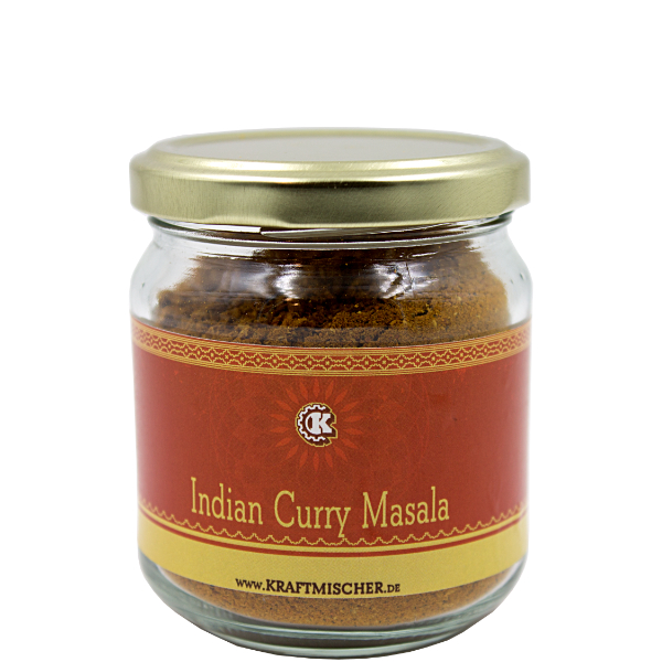 Indian Curry Masala
