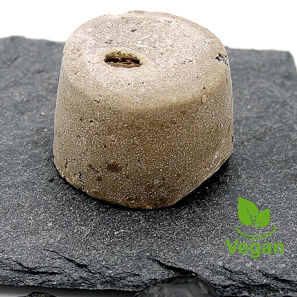 Lockstoff Sandelholz - festes Shampoo - vegan