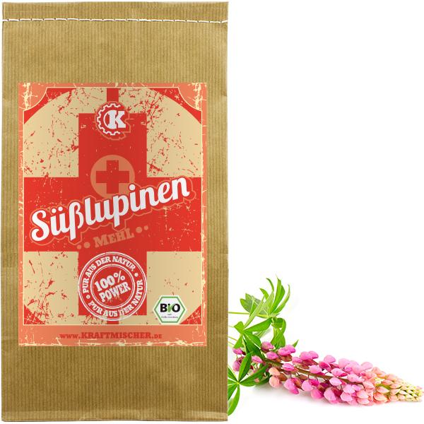 Süßlupinenmehl bio