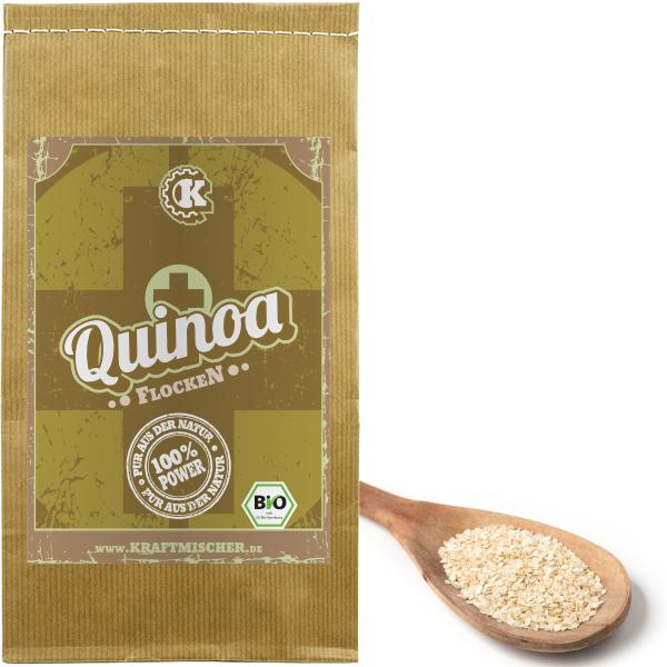 Quinoaflocken bio