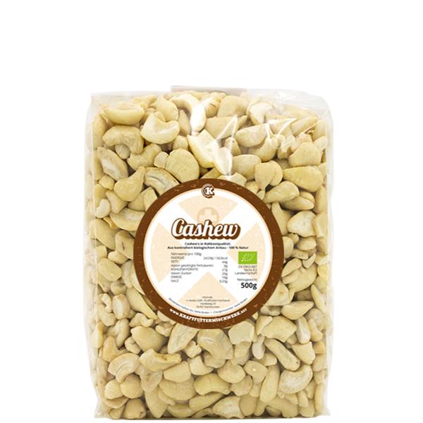 Cashew Bruch Rohkost bio