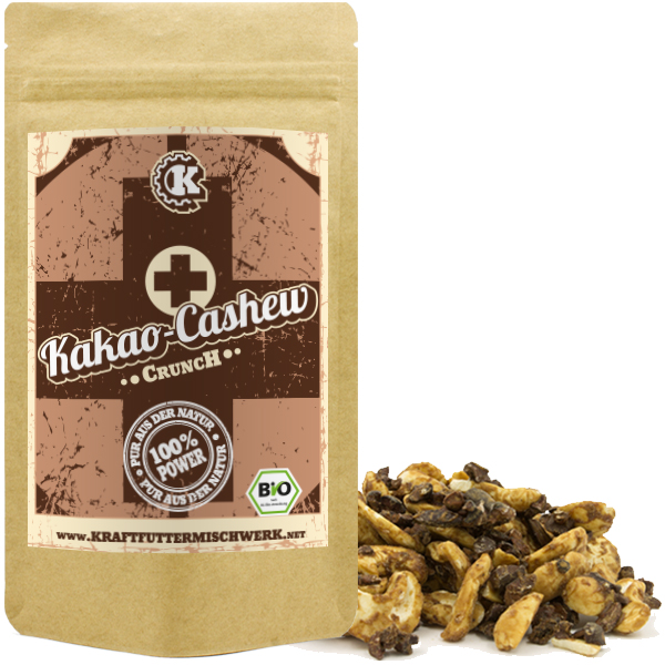 Kakao Cashew Crunch bio