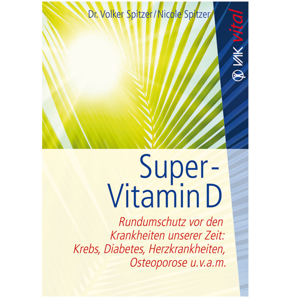 Buch / Super-Vitamin D