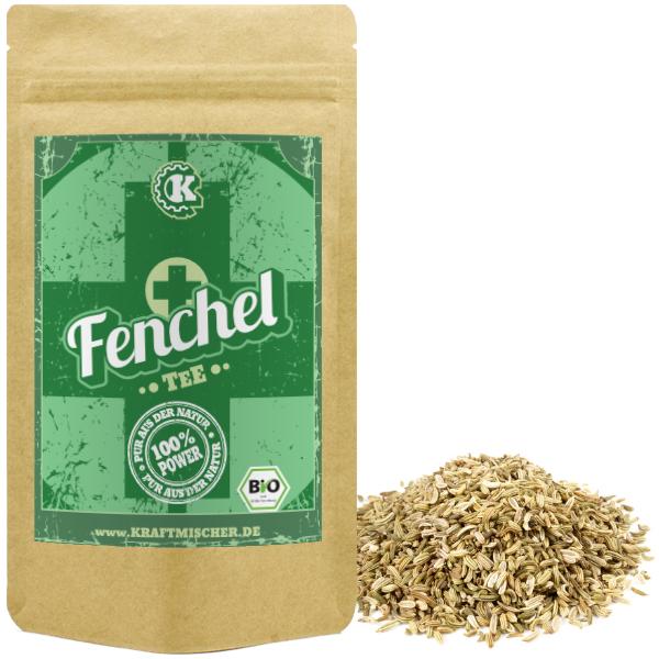 Fencheltee (grün / süß) bio