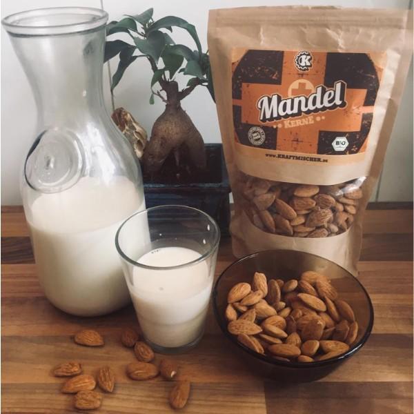 mandelmilch-vegan