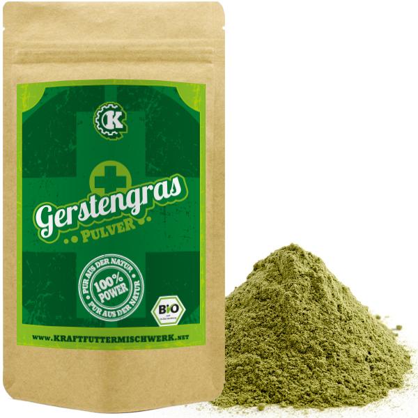 Gerstengras bio