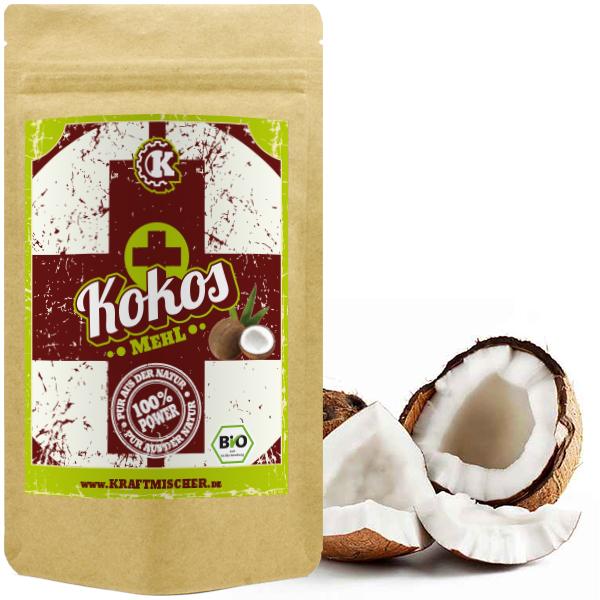 Kraftmischer Kokosmehl