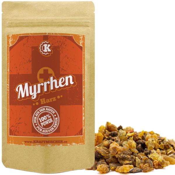 Myrrhe naturreines Baumharz