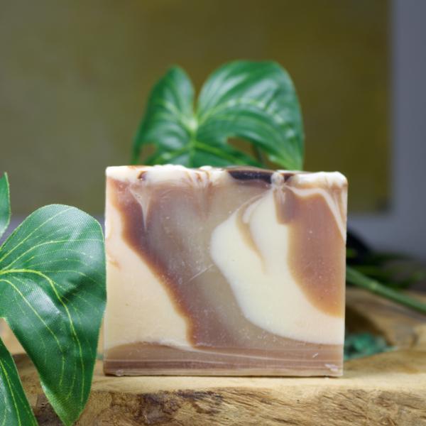Sandelholz - Seife - für trockene, reife & sensible Haut