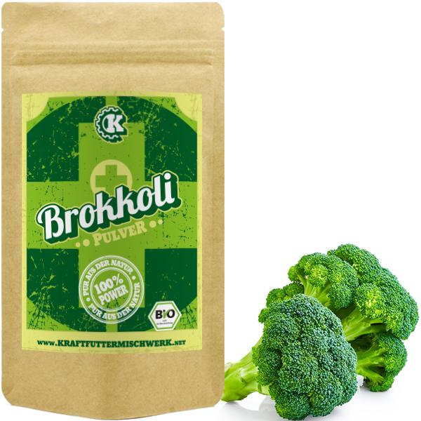 Brokkoli Pulver bio