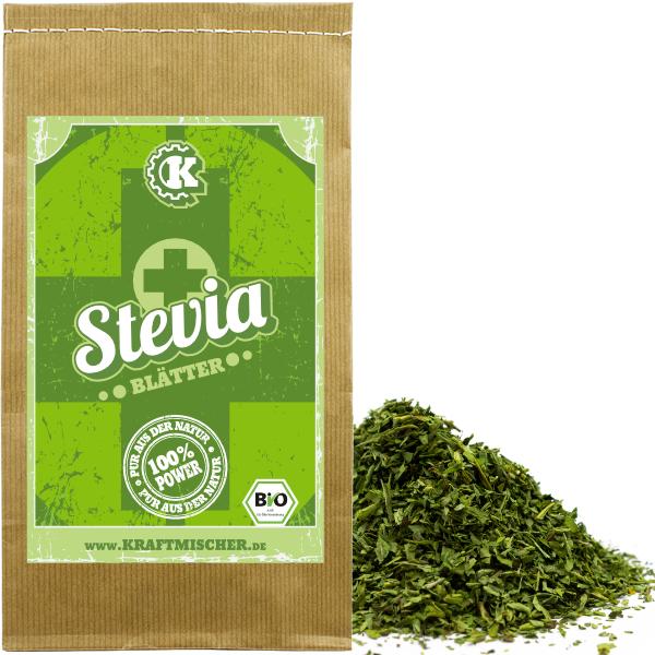 Steviablätter getrocknet bio